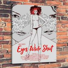 HOME Decor Art QUALITY CANVAS PRINT Oil Painting Eyes Wide Shut ,12