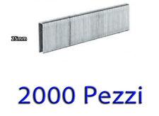 Adesivo 10J zincato Staples 5000 confezione 11.2 x 8 1.16 mm