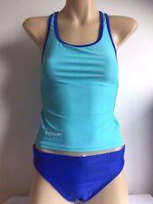 Women's SPEEDO Tankini Bikini Size 8 SET  EXTRA SMALL  NWT
