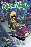 Rick and Morty Volume Two by CJ Cannon Book The Fast Free Shipping