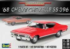 Revell Monogram 4445  1968 Chevrolet Chevelle SS 396 plastic model kit 1/25