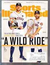 November 13, 2017 George Springer Jose Altuve Houston Astros Sports Illustrated