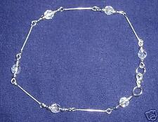 Crystal Art Deco Other Reproduction Vintage Jewellery