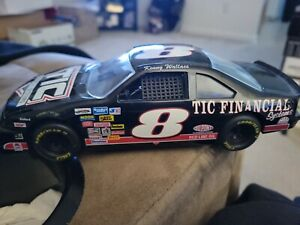 kenny wallace 1/24 autographed