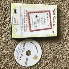 Spell To Write And Read-how To You Can Do It DVD