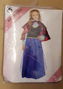 Ice Princess Fancy Dress Costume Purim