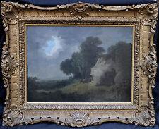 Richard WILSON 1714-1782 Galles ITALIANA Old Master British pittura ad olio arte