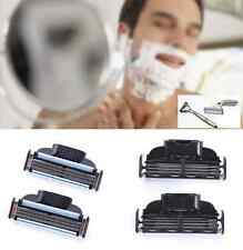 New Professional For MACH 3 Razor Shaver Trimmer Refills Cartridges US