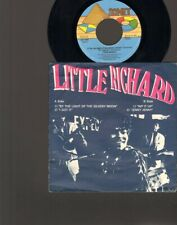 "LITTLE RICHARD By the Light of the Silvery Moon 7"" SINGLE 4 track EP Jenny Jenny"