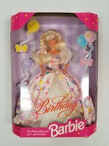 NEW BIRTHDAY BARBIE DOLL 15998 NEVER REMOVED NICE ORIGINAL BOX!!!