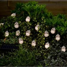 Smart Solar 16 x Owl Bird Light String, LED Tree Lighting, Outdoor Garden, BNIB
