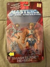 New Mattel Smash Blade He-Man Action Figure masters of the universe kB toys