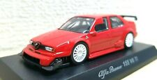 1/64 Kyosho Alfa Romeo 155 V6 Ti RED diecast car model