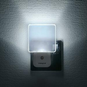 LED Night Light Plug in Walls with Dusk to Dawn Photocell Auto Sensor