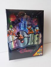 Disney - 2018 Mickey Mouse & Friends, Castle & Fireworks 100 Photo Album 24781