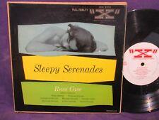 "Russ Case Sleepy Serenades 0"" LP"