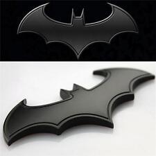 Chrom Metall Auto Motorrad Aufkleber Batman 3D Bat Flügel Embleme PKW Sticker