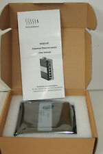 SyxthSense Ltd Industrial Ethernet Switch SSIES-5P-24V - New & Sealed