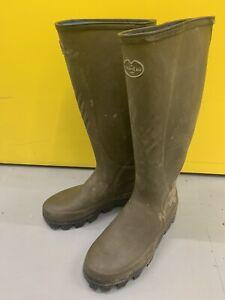 Le Chameau Ceres Wellington Boots UK8 Brown