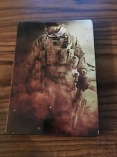 Medal of Honor: Warfighter Limited Edition Metal Pack Steelbook Xbox 360 2012
