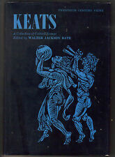 KEATS A Collection Of Critical Essays H/B D/J