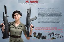 Laser Tag Commercial Big Business Pkg 16 Laser Guns 16 Smart Headbands Equipment