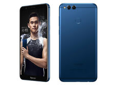Huawei   Honor 7X Blue Dual 4G LTE 32GB EXPRESS SHIP AU WTY Smartphone incl GST