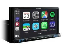 """Alpine ILX-702D 7"""" 2 DIN Autoradio mit Integriertem Navigationssystem"""