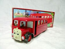 BANDAI Thomas & Friends Tank Engine Series Die-cast BERTIE 1992 Japan Used