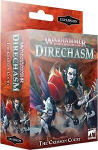 [110-94] Warhammer Underworlds Direchasm The Crimson Court Expansion