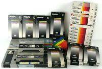 VIDEO 2000 - LOTTO 37 CASSETTE REGISTRATE - PHILIPS - SONY - PDM - RARE