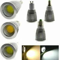 Dimmable COB LED Bulb Spot Light MR16/GU10/E27/E14 Ultra Bright 6W 9W 12W 15W SE