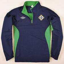 Umbro Herren Jacke Jacket Trainingsjacke Gr.L North. Ireland Nordirland 80956
