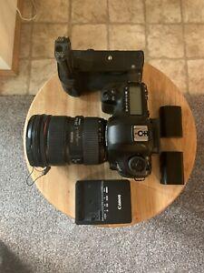 canon 5d mark iii battery grip 24-70 2.8 L ii