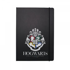 HARRY POTTER HOGWARTS CREST STATIONERY A5 NOTEBOOK NOTE PAD SCHOOL BOOK