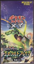 Pokemon Card XY Booster Part 6 Emerald Break Sealed Box XY6 1st Edition Japanese