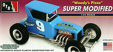 """""""Woody's Pizza"""" #9 Super Modified kit"""