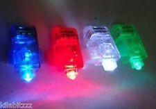 4 x ROD TIP LIGHTS, Sea or Lake fishing LED glow lights