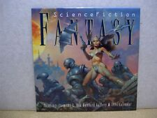 Science Fiction Fantasy Calendar 1994 (Frank Frazetta & others) (usa)
