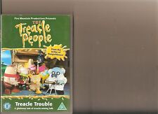 THE TREACLE PEOPLE DVD KIDS 6 EPISODES
