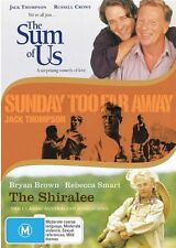 The Sum Of Us  /Sunday Too Far Away/ Shiralee Disc Is Missing