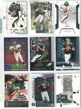 Donovan McNabb Assorted lot of 9 cards