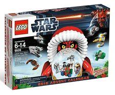 Lego Star Clone Wars 9509 2012 Advent Calendar Calender Xmas resent Gift NISB