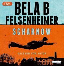 Felsenheimer Bela B Scharnow 2er MP3 HörBuch NEU Ungekürzte Autoren Lesung