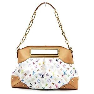 100% Auth Louis Vuitton Judy GM Shoulder Bag