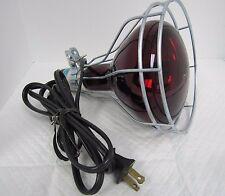 SYLVANIA HEAT RESISANT INFARED 250W 120V PORTABLE HEAT LAMP