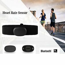 MHR10 Dual Mode ANT+ & Bluetooth Sport Smart Heart Rate Sensor With Chest Strap