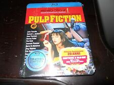 PULP FICTION - (ITALY) LIMITED EDITION Blu-ray Steelbook - RARE/ NEW/ MINT
