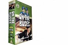 ON THE BUSES the complete series box set. All 7 seasons. Brand new sealed DVD.