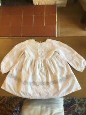 Large Antique Baby Childs Girls Dress Victorian/Edwardian suit Vintage Doll K